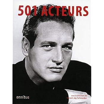 501 Acteurs (éd. 2015)
