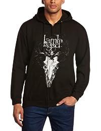 Plastic Head Men's Lamb Of God Candle Light Hswz Long Sleeve Hoodie