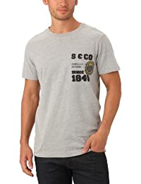 Stansbury & Co Lund - T-Shirt - À Logo - Jersey - Homme
