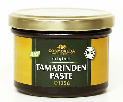 Cosmoveda Bio Tamarinden Paste 135g