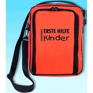 Söhngen Erste-Hilfe-Tasche Scout KiTa Großer Wandertag orange