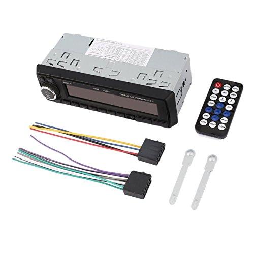 SU 1088 Großbildschirmanzeige Auto MP3 USB FM Sicherer digitaler Speicherkartenspieler CD Player Unterstützung Bluetooth