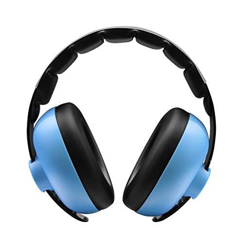 Lin-Tong Baby Schalldichte Ohrenschützer, Gehörschutz Kinder Gehörschutz Kopf Ohrenschützer Große Auswahl an Größen für Kinder Baby Schutz (Drahtlose Mikrofone Für Kirchen)