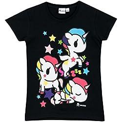 Tokidoki - Camiseta para niñas - Unicorno - 13 - 14 Años