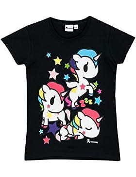 Tokidoki Mädchen Unicorno T-Shirt