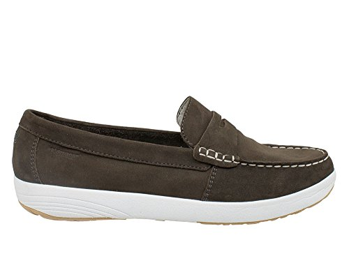 T-Shoes - Darwin TS007 - Chaussures en Nubuck Marron