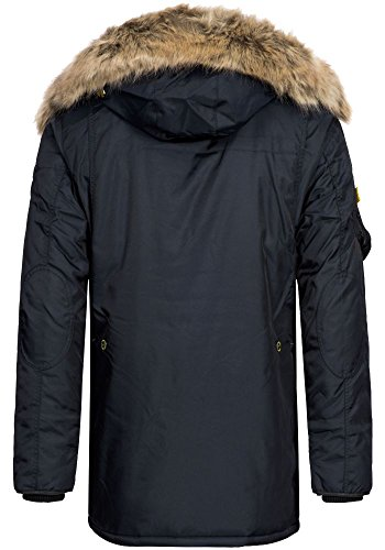 Geographical Norway - Manteau - Homme Bleu Marine