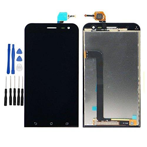 ixuan für Asus ZenFone 2 Laser ZE500KL Z00ED Display Schwarz Digitizer LCD Touchscreen Bildschirm Ersatzdisplay Glas Assembly ( ohne Rahmen ) Ersatzteile & Werkzeuge