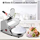 Best Electric Ice Crushers - COSTWAY Ice Crusher Ice Shaver Machine Electric Snow Review
