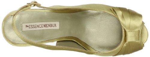 Menbur 5177, Sandales femme Or (Champagne 45)