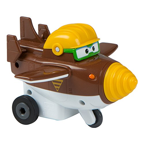 Super Wings - Todd figura fricción deslizante Super Wings (ColorBaby 85134)