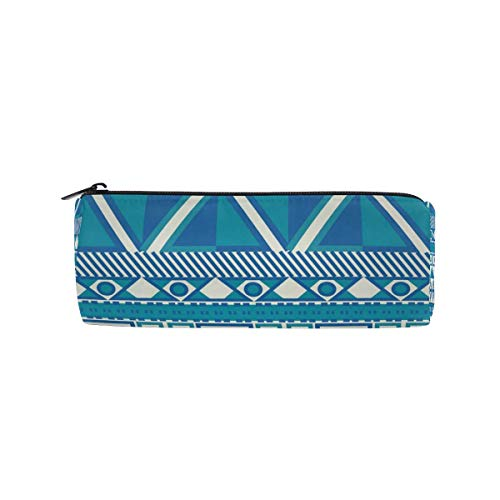 db425c806787a Pencil Case Colorful Handprints On Tablecloth School Pen Pouch Office  Zippered Pencil Cases Holder Women Makeup