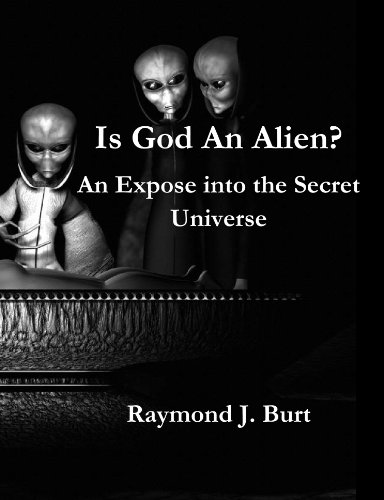 Is God An Alien? Cover Image