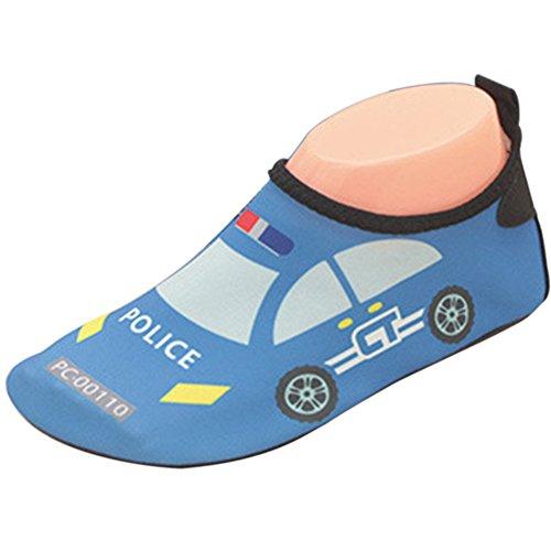 Bild von SITAILE Aquaschuhe Barfuß Schuhe Schwimmschuhe Badeschuhe Wasserschuhe Surfschuhe Sportschuhe für Kinder