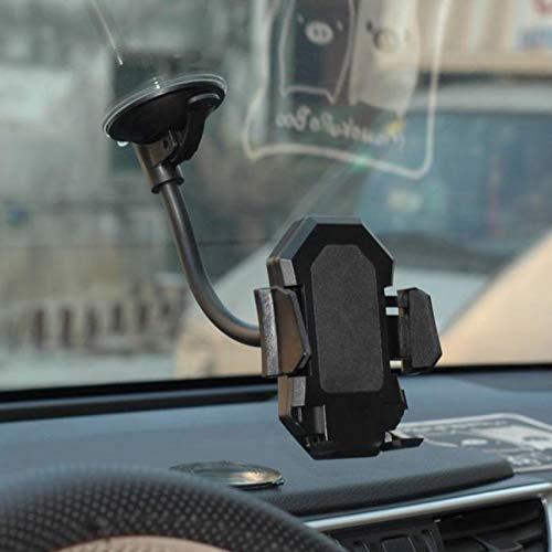 PTICA Universal 360 Grad Handyhalterung Langarm Auto Windschutzscheibe Saughalterung Halter - Langarm-duo
