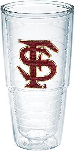 Tervis 1006525 Central Michigan Chippewas Logo Tumbler with Emblem 12oz, Clear (Tervis Baseball Tumbler)