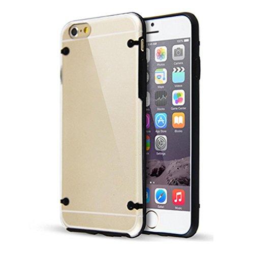 Hülle f Apple iPhone 6s Tasche Schutzhülle Silikon Case TPU Cover Kappe Bag NAUC, Farben:Lila Schwarz