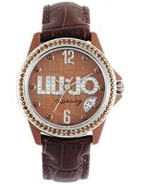 Liu Jo Luxury TLJ115 - Orologio da polso donna marrone small 3deb9ef8e64
