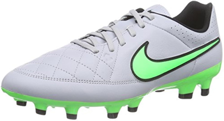 NikeTiempo Genio Leather - Zapatillas de Fútbol Entrenamiento Hombre