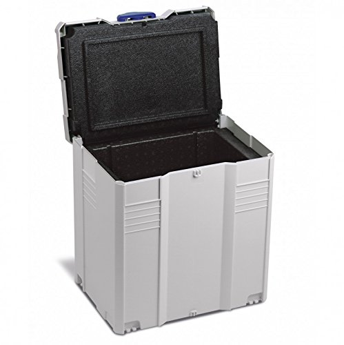 TANOS Isolier-systainer® T-loc V Kühlbox Thermobox lichtgrau 80590410