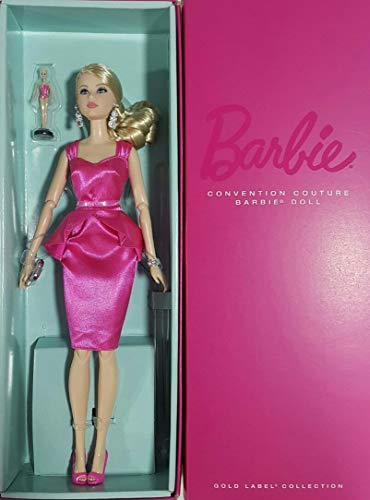 Barbie-Convention Couture Milan (Mattel dwf64) - Convention Barbie