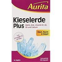 Aurita Kieselerde Plus 100 Kapseln, 1er Pack (1 x 34.7 g)
