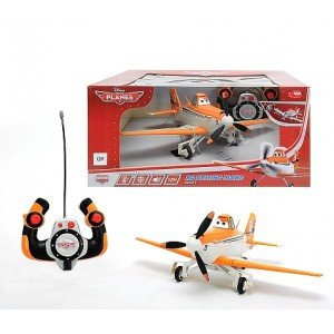 Disney - Planes 9662 Dusty Jet R / C, used for sale  Delivered anywhere in Ireland