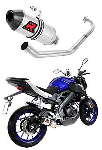 Yamaha MT 125 Dominator
