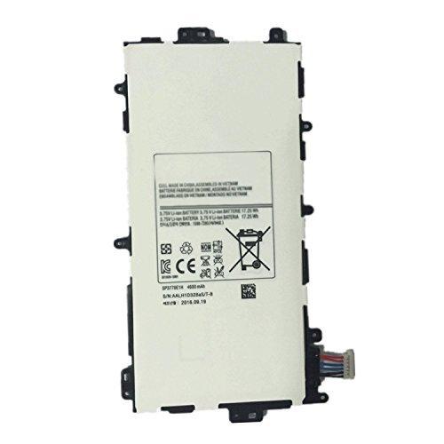 SUNNEAR SP3770E1H Battery for Samsung Galaxy Note 8 0 GT-N5110 N5100 N5120  N5110 SGH-i467 4600mAh