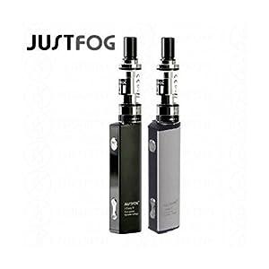 Justfog Q16 Starter Kit – Farbe: Schwarz – Kein Nikotin