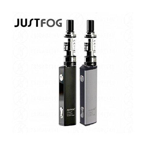 Justfog Q16 Starter Kit - Farbe: Schwarz - Kein Nikotin