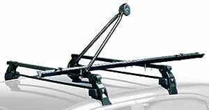 Peruzzo Lucky Two Cruiser - Portabicicletta da tetto auto, taglia unica, colore: Nero