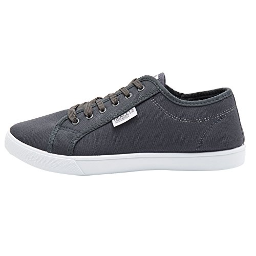 Henleys Herren Niedrig Connor - Charcoal Grey