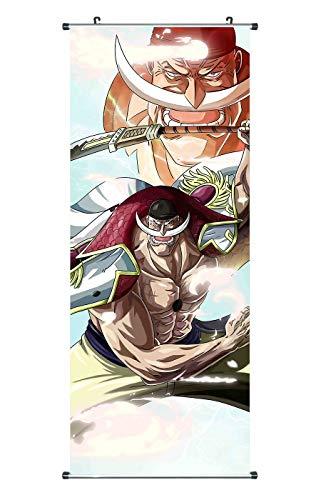 Anime Domain Kakemono/Poster de la Serie One Piece,...