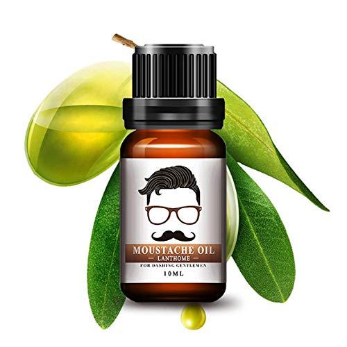 Hombres Naturales Estilo orgánico Bigote Aceite Hidratante