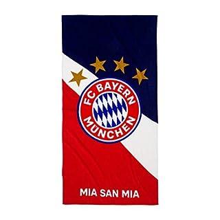 FC Bayern München Duschtuch Strandtuch Handtuch Logo