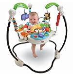 Fisher-Price Luv U Zoo Jumperoo Baby Jumper/Bouncer for sale  Delivered anywhere in Ireland