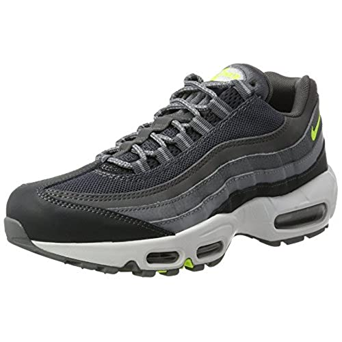 Nike Air Max 90 Essential, Chaussures de Fitness Homme, Multicolore (Black/Anthracite 009), 42.5 EU
