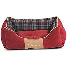 Scruffs Cama para Perro Highland, Modelo pequeño (50 x 40 cm, ...
