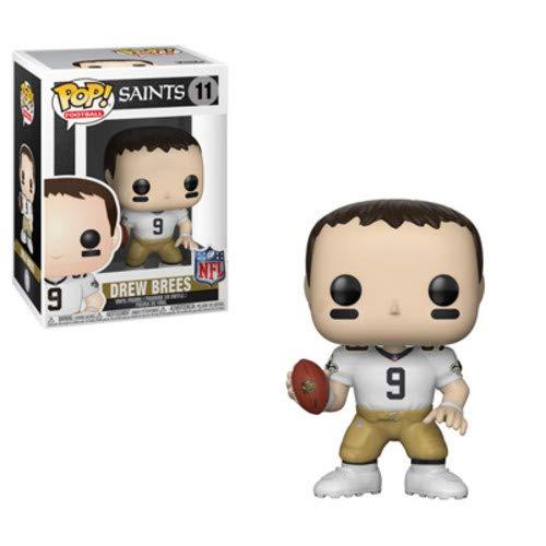 Preisvergleich Produktbild Pop NFL Saints Drew Brees Vinyl Figure