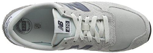 New Balance U420ggw-420, Chaussures de Running Entrainement Mixte Adulte Multicolore (White 100)