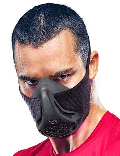 Sparthos Workout Mask - High Altitude Elevation...