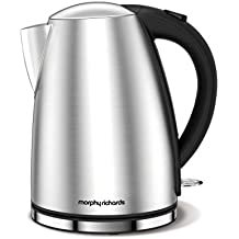 Morphy Richards Jug Kettle Accents 103005 Silver Electric Kettle
