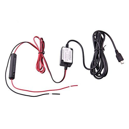 spy-tec-dash-camera-vehicle-hard-wire-kit-micro-usb-compatible-with-mini-0806-mini-0806-and-mini-080