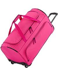 Travelite Basics - Bolsa de Viaje con Ruedas (70 cm, 71 cm)