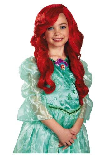 Ariel Child Wig Standard (Ariel Perücke)