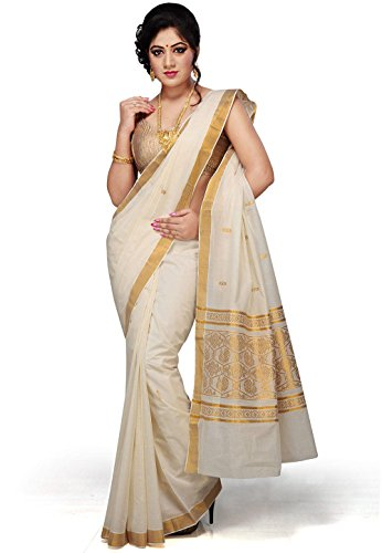 R Selvamani Tex Cotton Saree (Rst39_White)