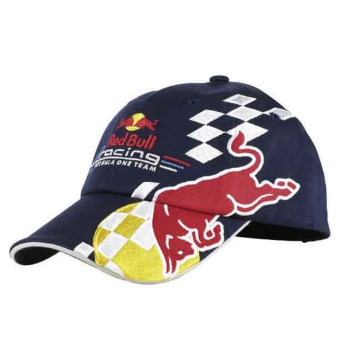 Red Bull Racing Uni Cap Race, navy, One Size, M-101914