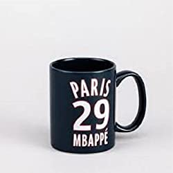 La Plume Gold G.B Tasse PSG Mbappe, offizielle Kollektion