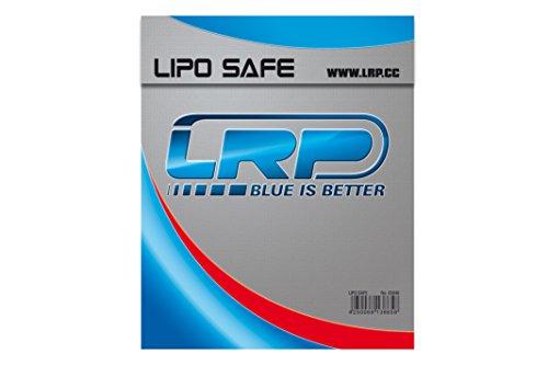 LRP 65846 - Caja (Fibra de Vidrio, Azul, Gris, Rojo, 180 mm, 220 mm)